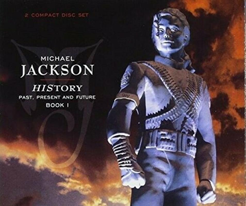 History: Past Present & Future Book I | CD