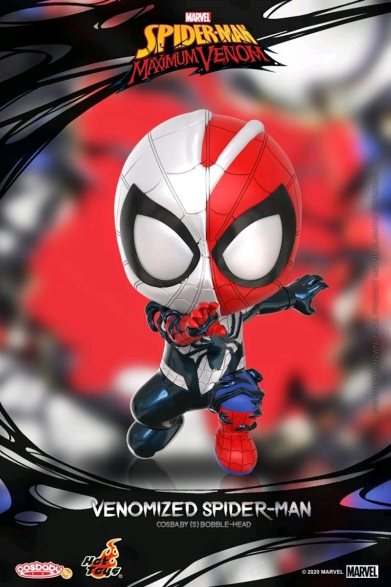 Venom - Venomized Spider-Man Cosbaby | Merchandise