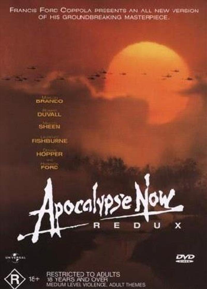 Apocalypse Now Redux | DVD