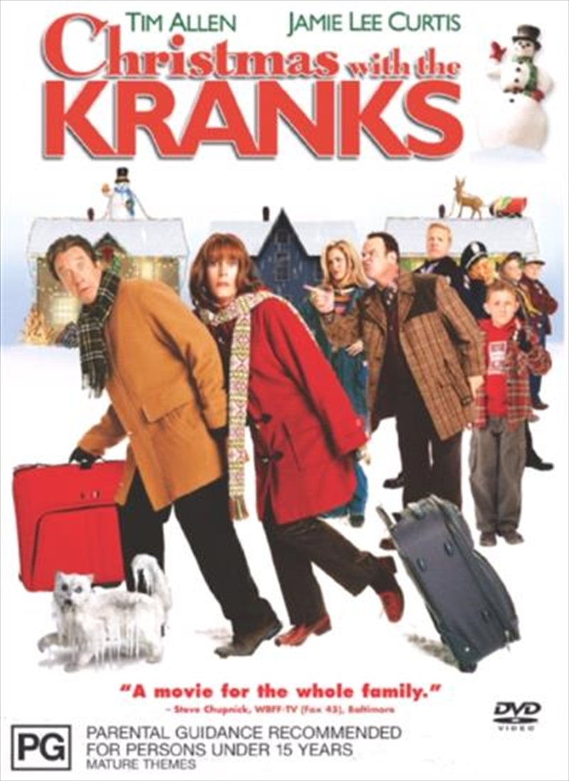Christmas With The Kranks | DVD