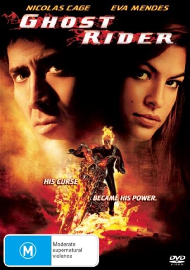 Ghost Rider | DVD