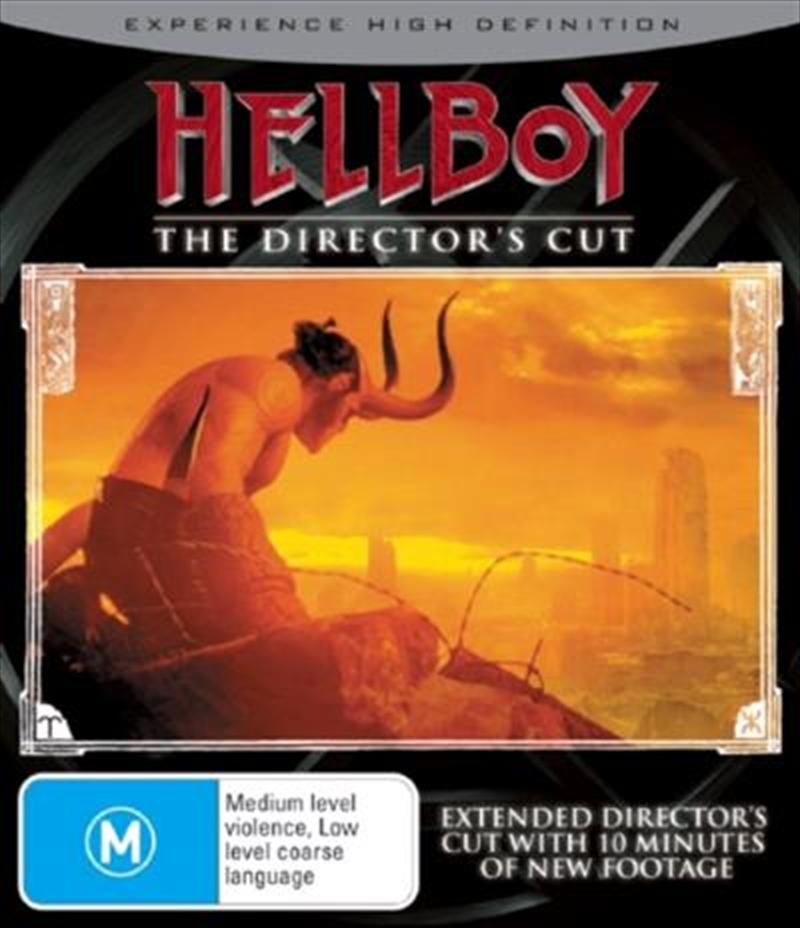 Hellboy   Blu-ray