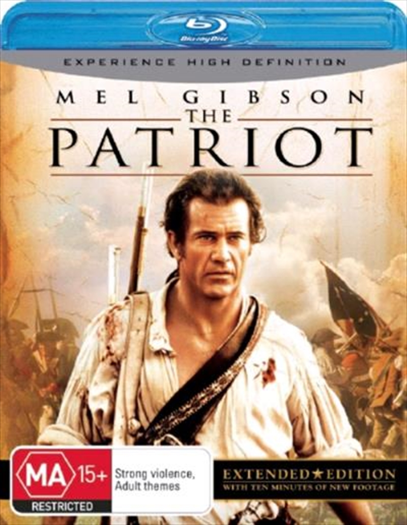 Patriot, The  - Extended Edition | Blu-ray