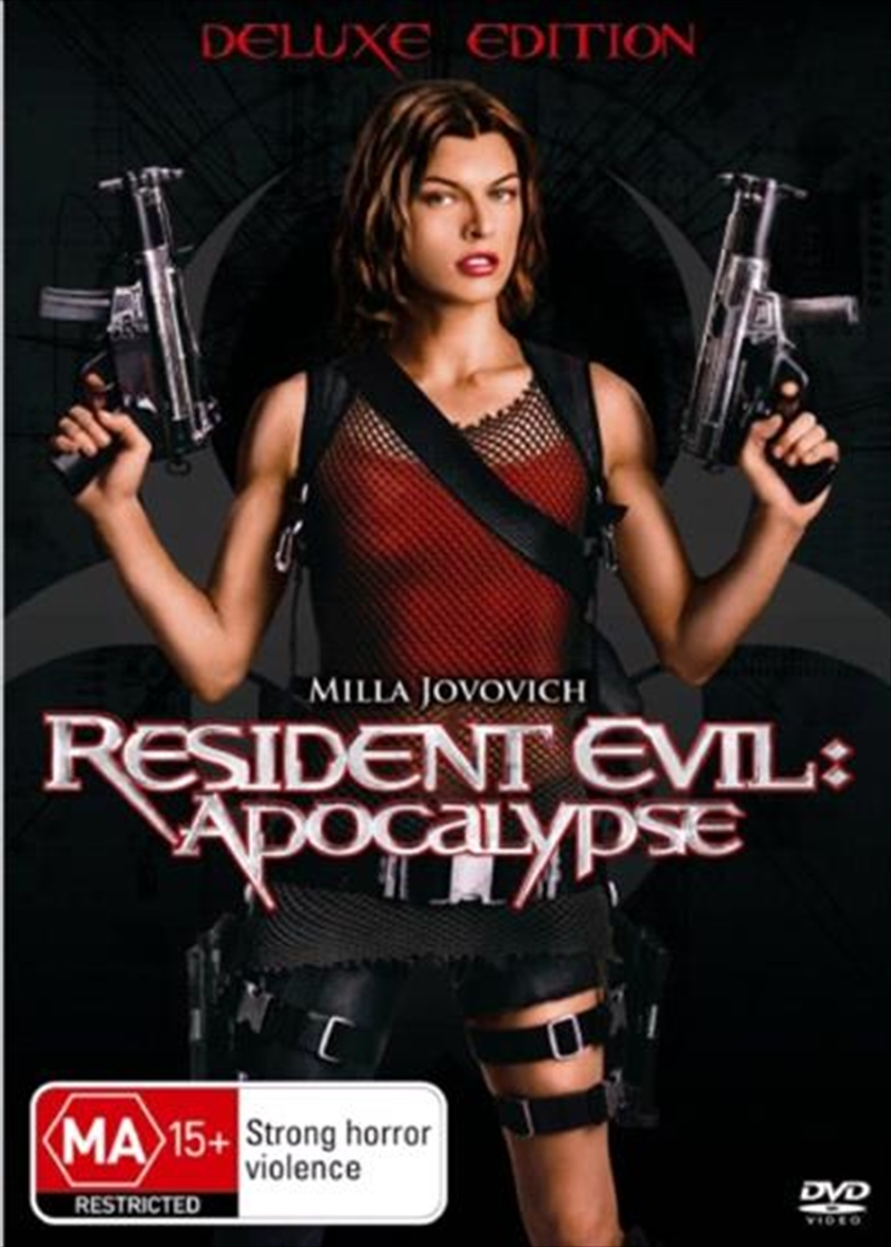 Resident Evil - Apocalypse Deluxe Edition | DVD