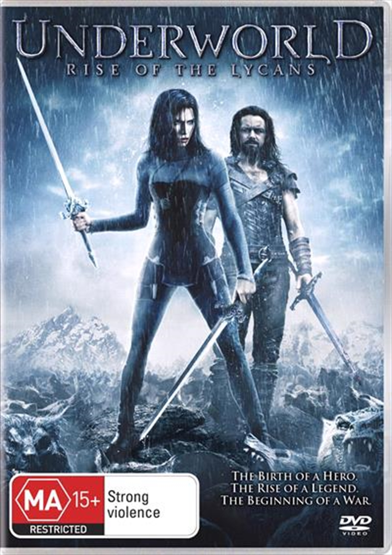 Underworld - Rise Of The Lycans | DVD
