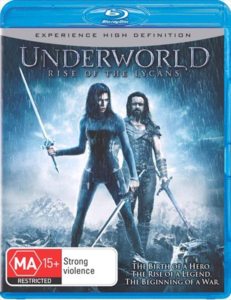 Underworld - Rise Of The Lycans | Blu-ray