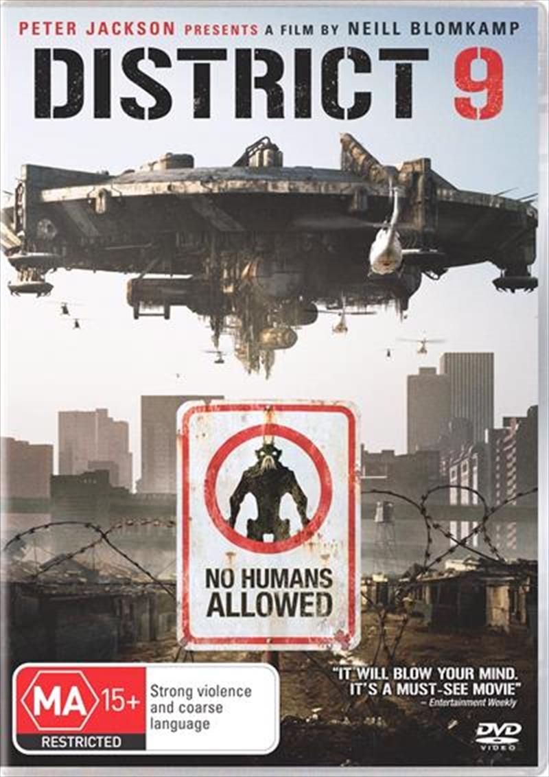 District 9 | DVD