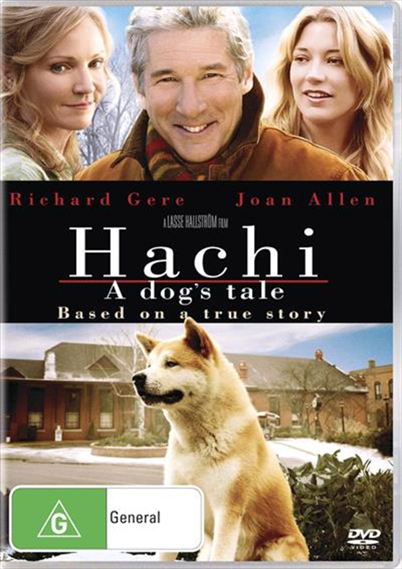Hachi - A Dog's Tale | DVD