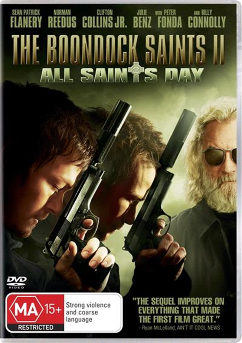 Boondock Saints II - All Saints Day, The | DVD