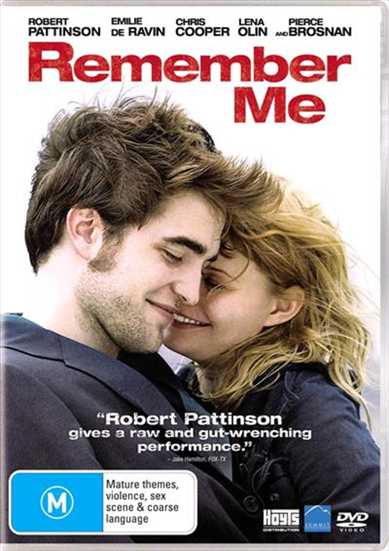Remember Me | DVD