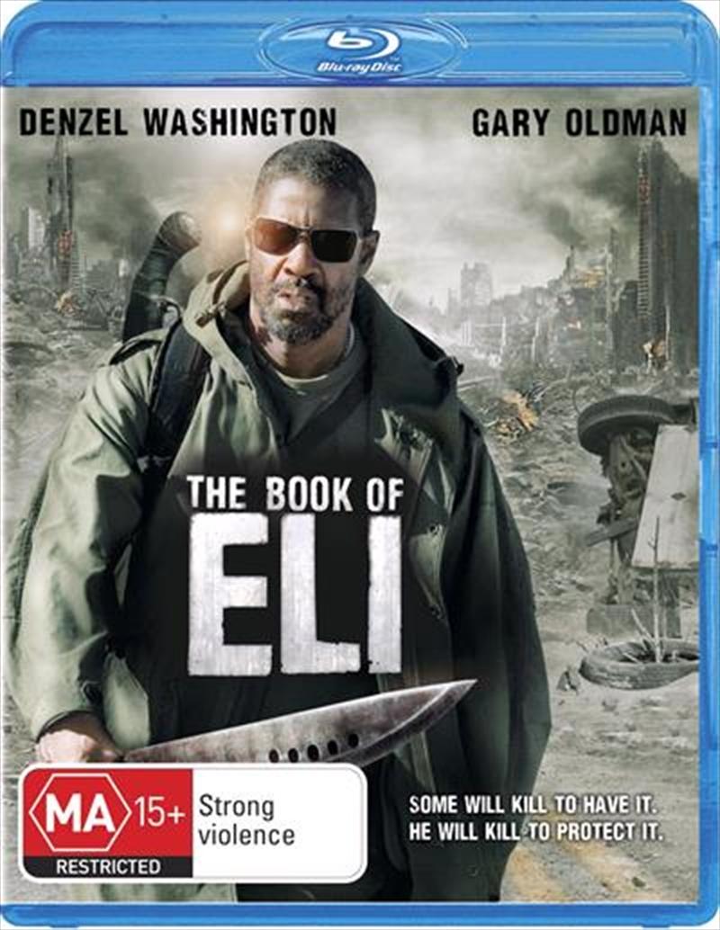 Book Of Eli, The | Blu-ray