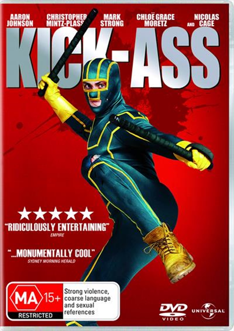 Kick-Ass | DVD