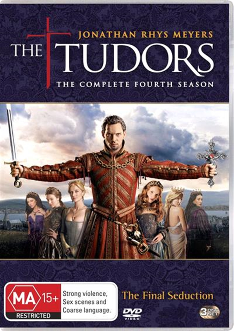 Tudors - Complete Season 04, The | DVD