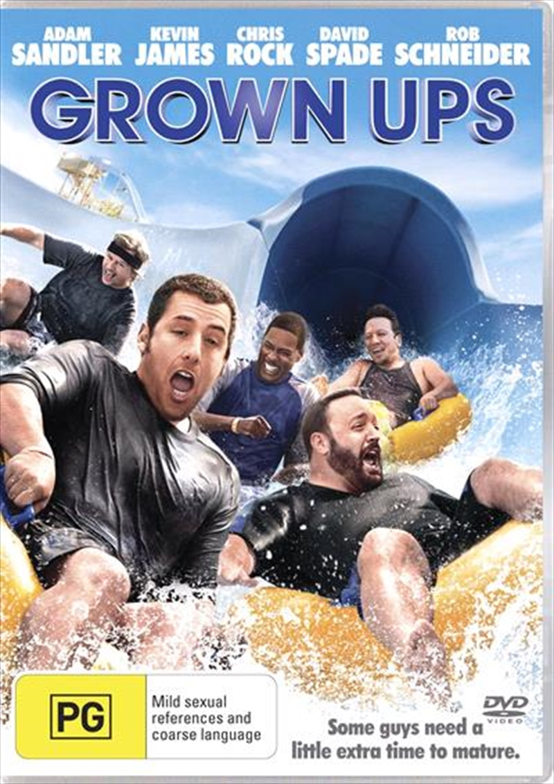 Grown Ups | DVD