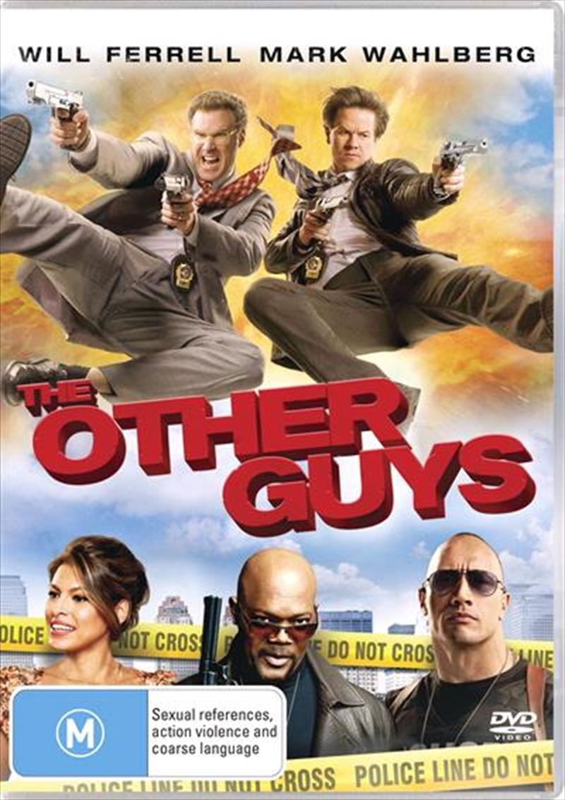 Other Guys, The | DVD