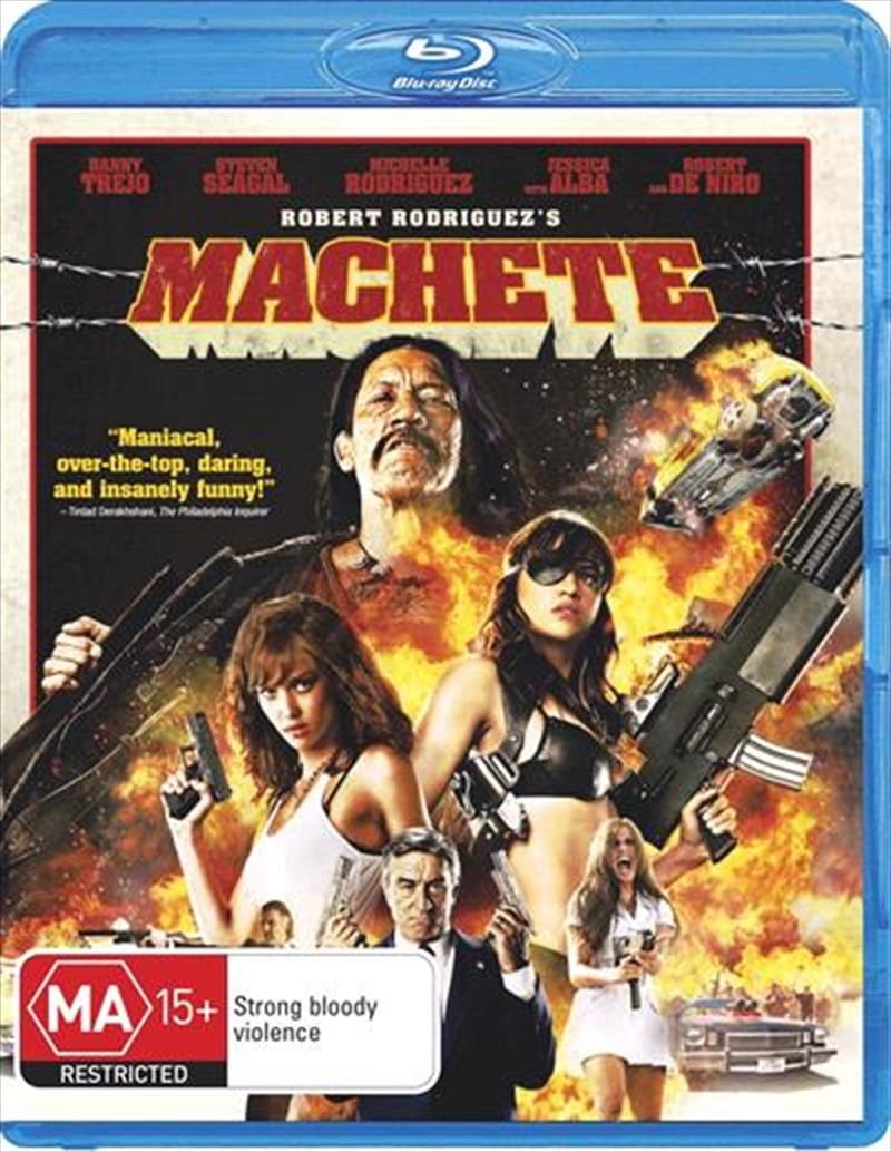 Machete | Blu-ray