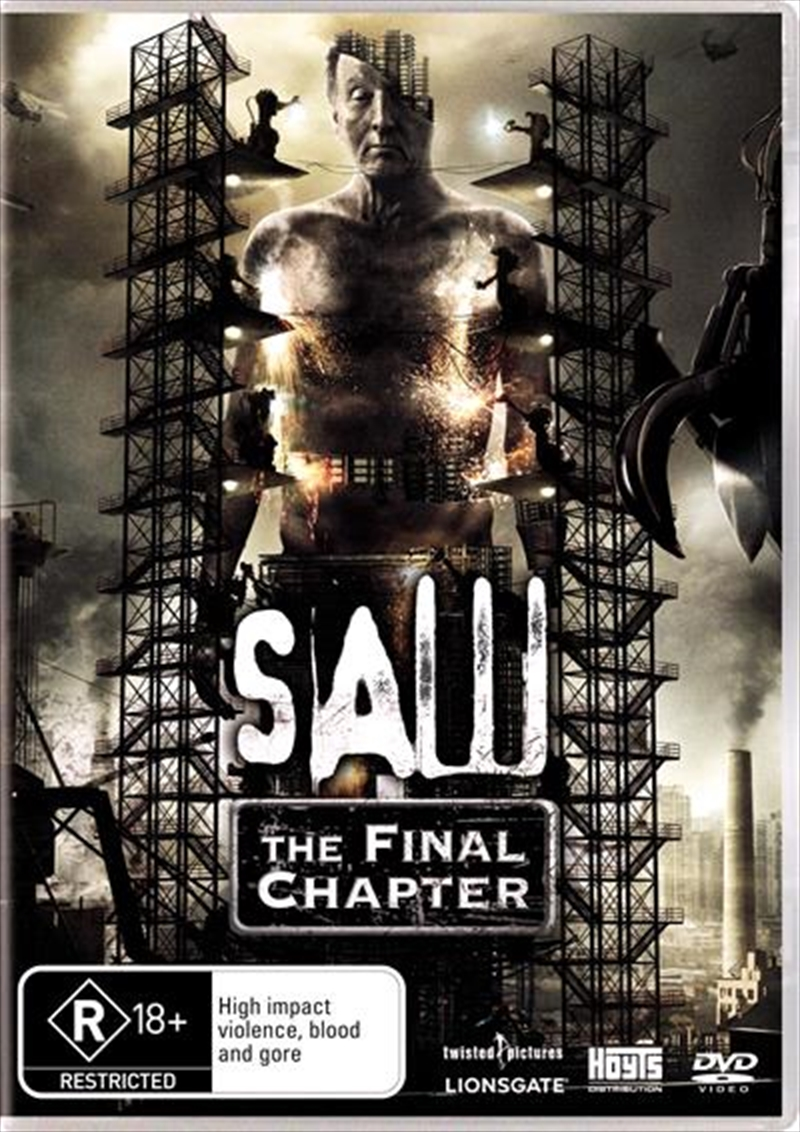 Saw - The Final Chapter | DVD