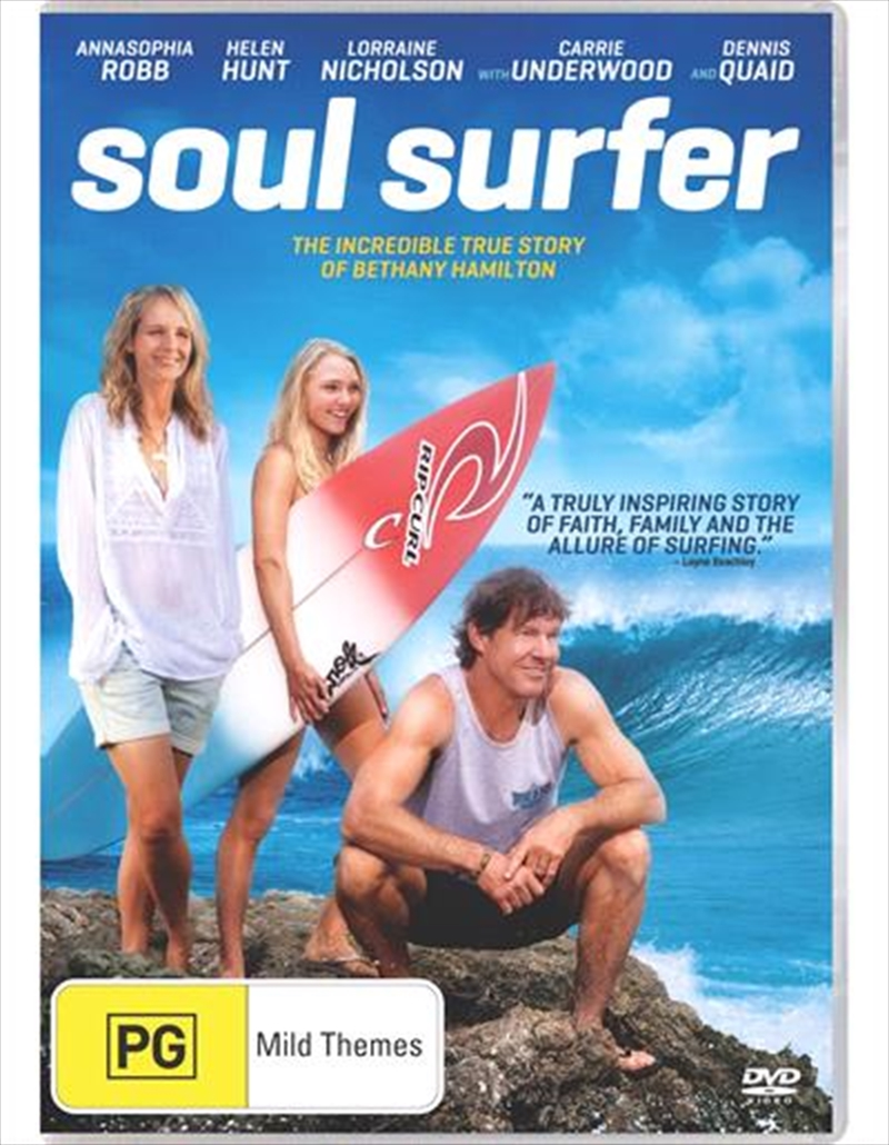Soul Surfer | DVD