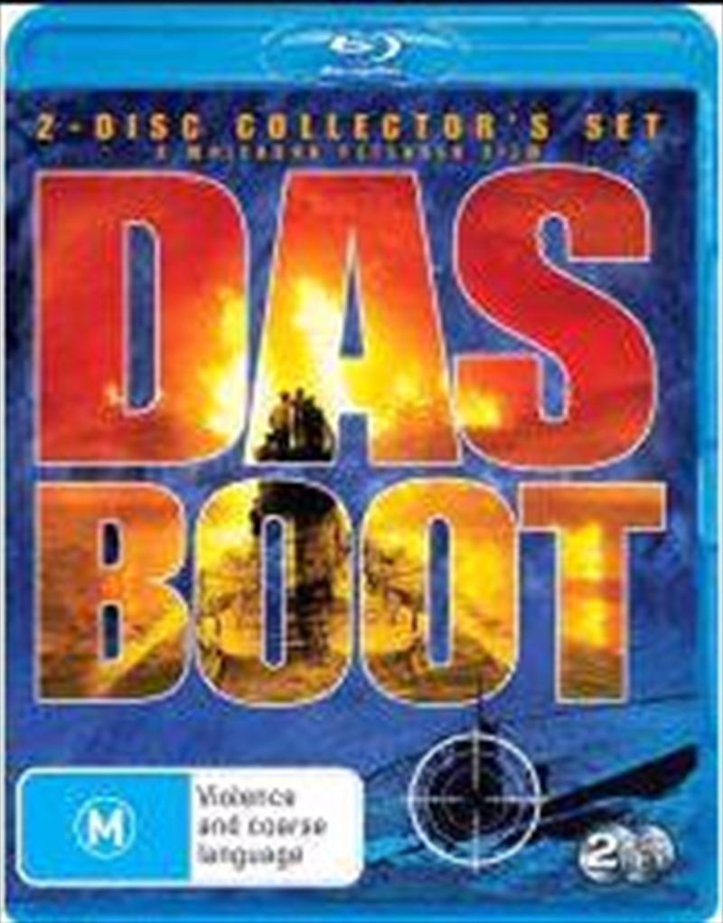 Das Boot - Director's Cut | Blu-ray