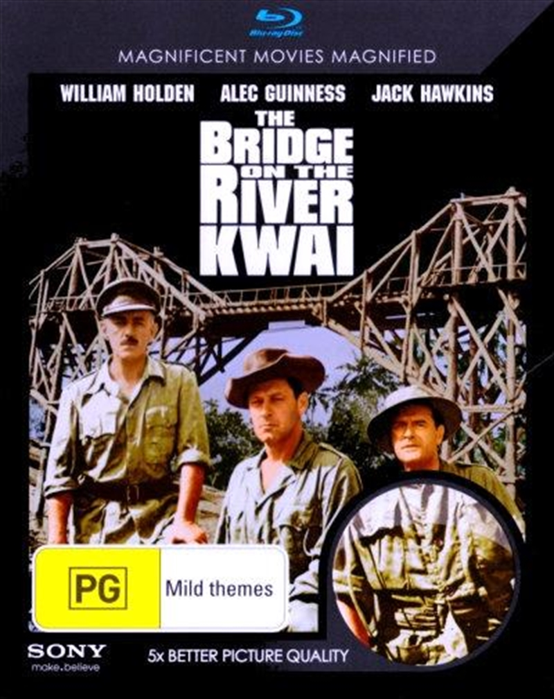 Bridge On The River Kwai, The | Blu-ray