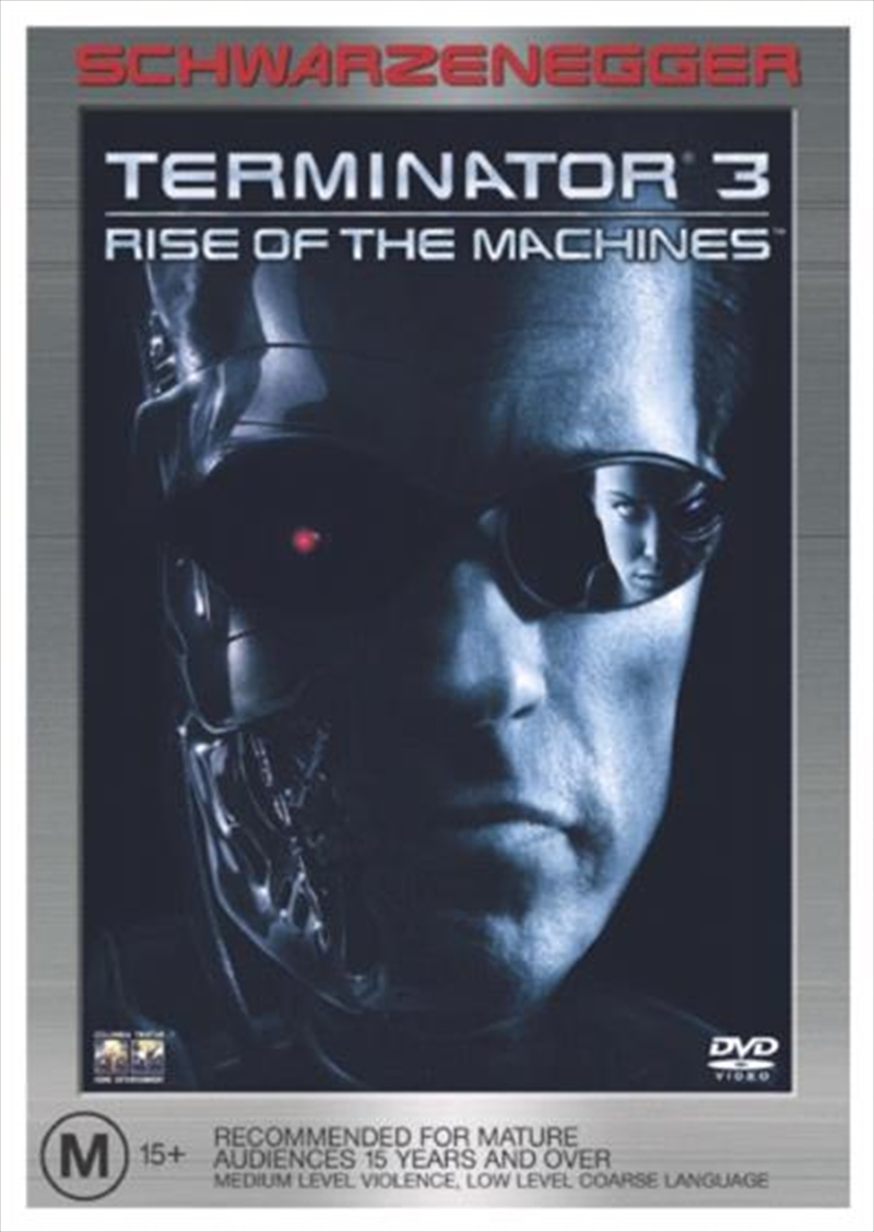 Terminator 3 - Rise Of The Machines | DVD