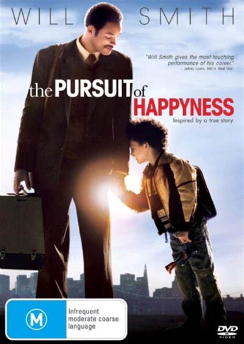 Pursuit of Happyness, The | DVD