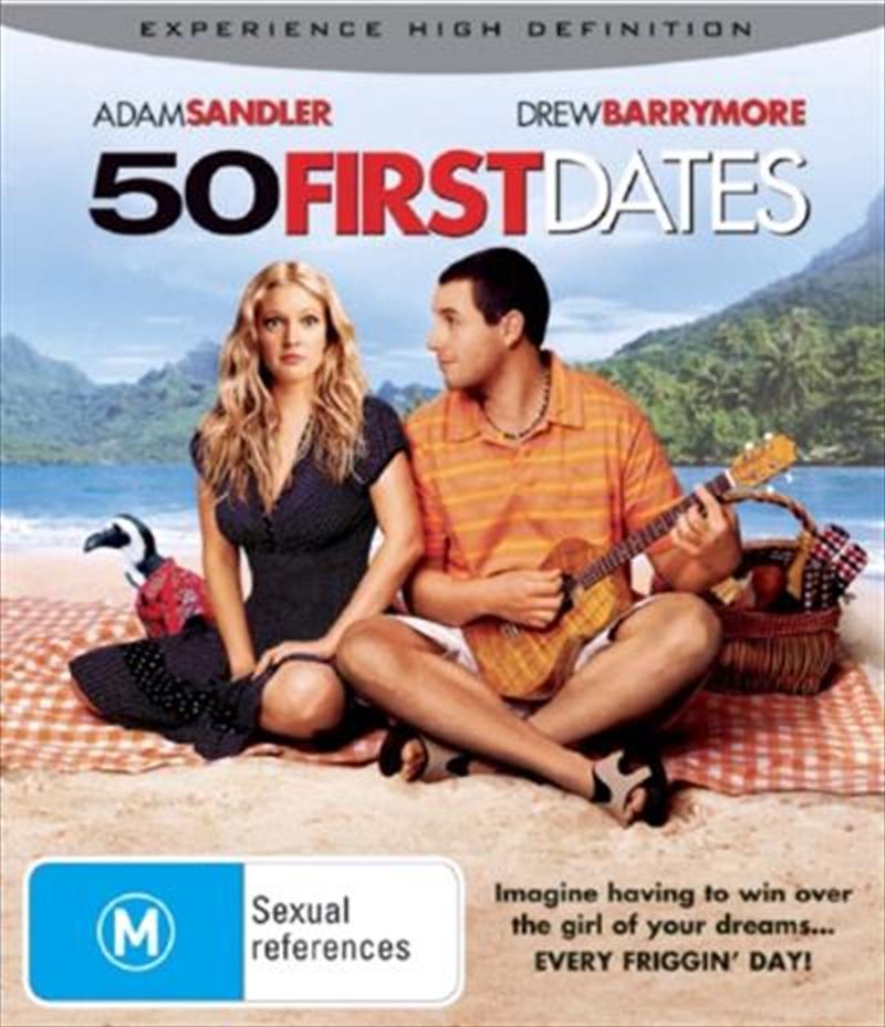 50 First Dates | Blu-ray