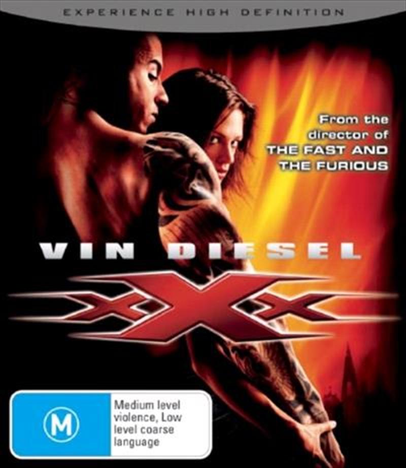 XXX | Blu-ray