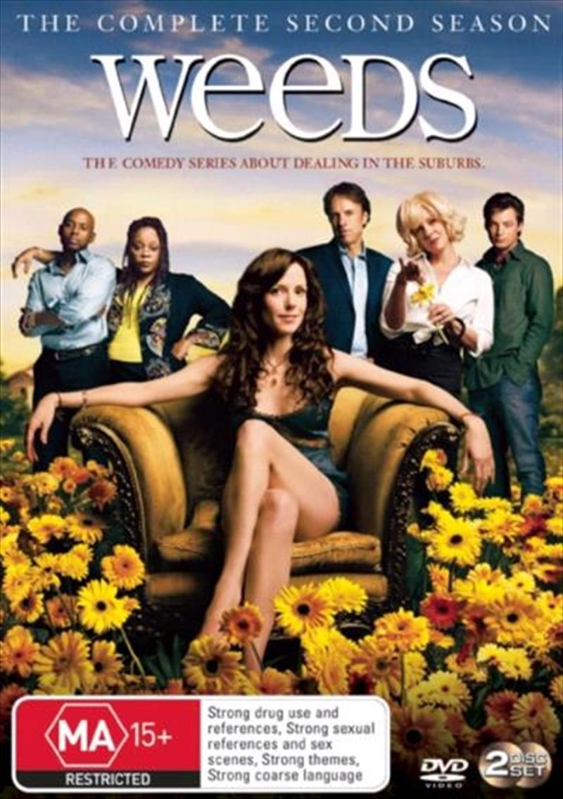 Weeds - Season 02 | DVD