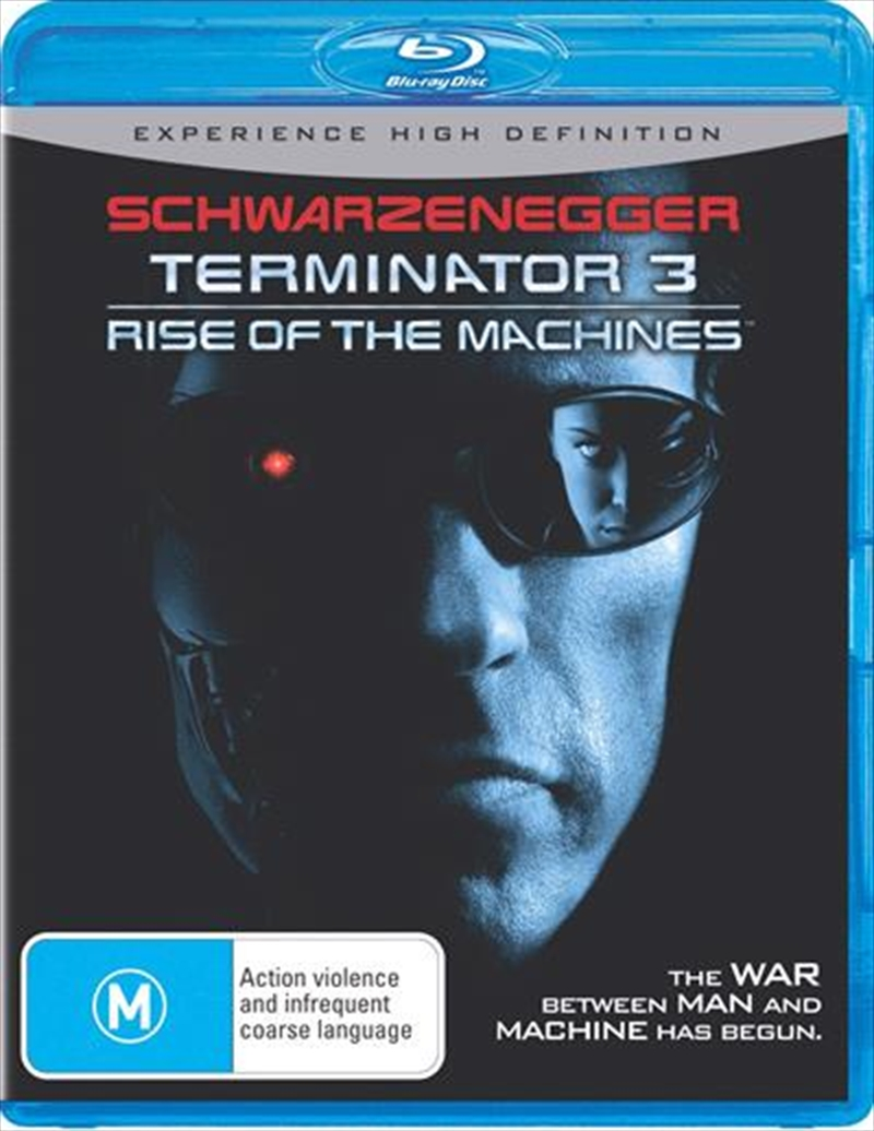 Terminator 3 - Rise Of The Machines | Blu-ray