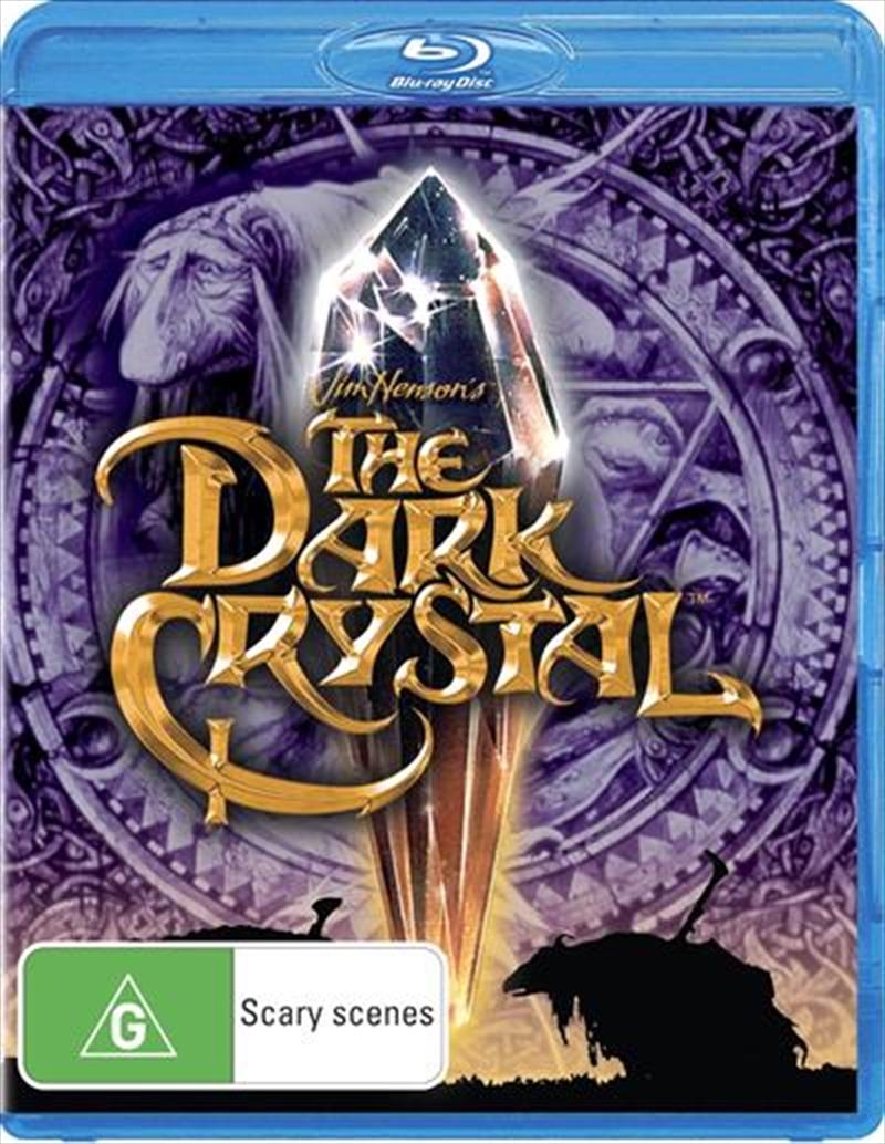 Dark Crystal, The   Blu-ray