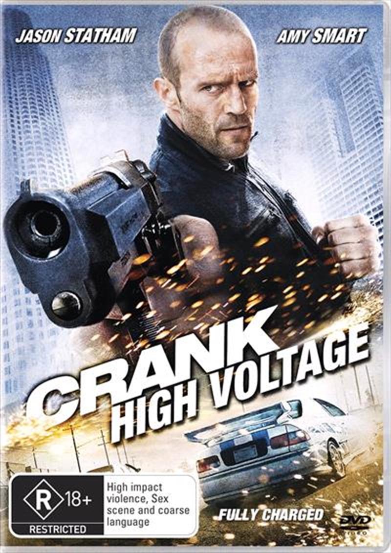 Crank - High Voltage | DVD