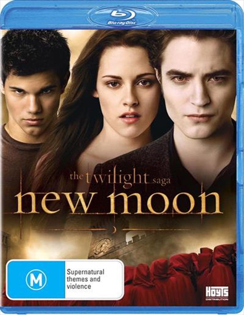 Twilight Saga - New Moon, The | Blu-ray