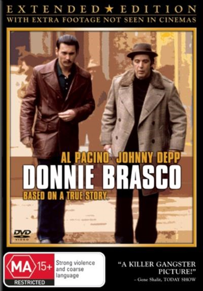 Donnie Brasco - Extended Edition | DVD