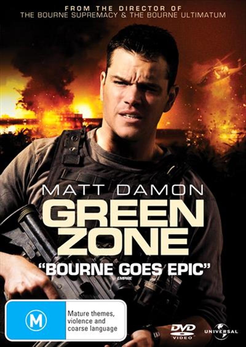 Green Zone | DVD