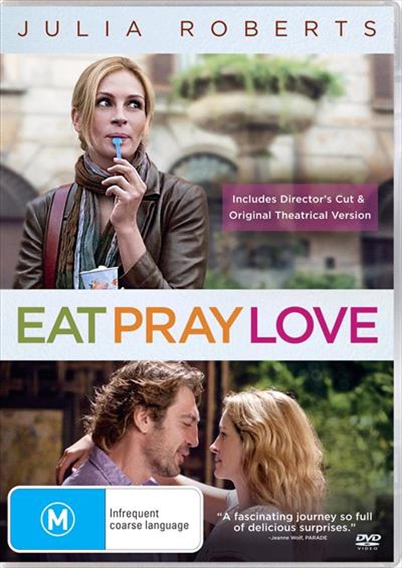 Eat Pray Love | DVD