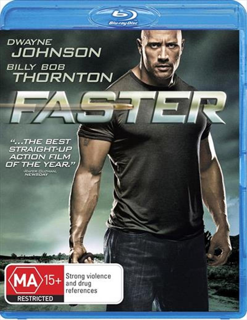 Faster | Blu-ray