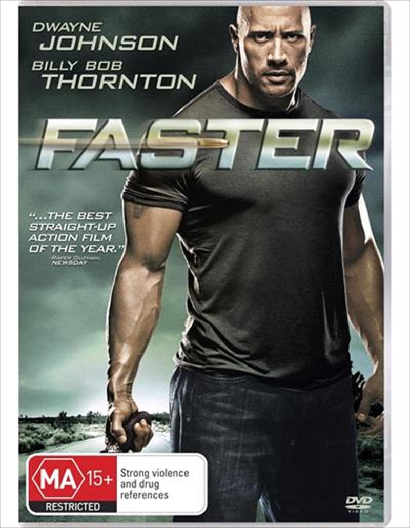 Faster | DVD