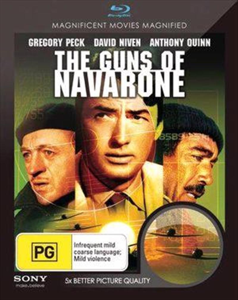 Guns Of Navarone, The | Blu-ray