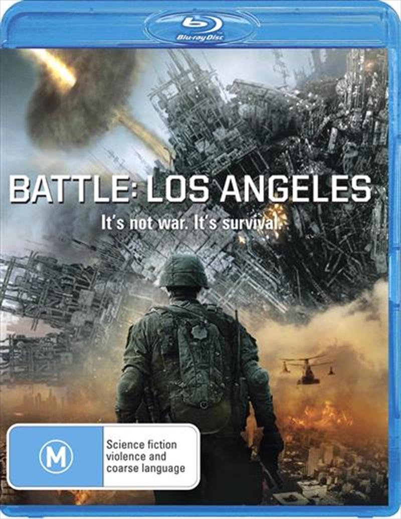 Battle - Los Angeles | Blu-ray