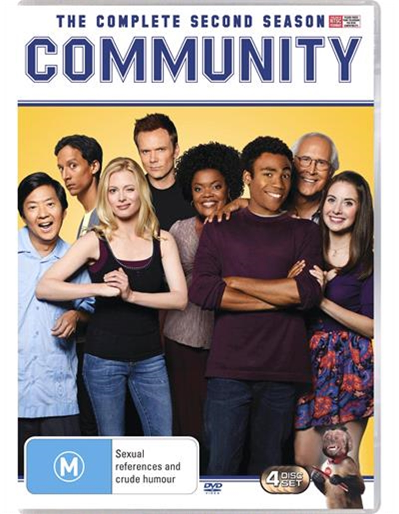 Community - Season 2 | DVD