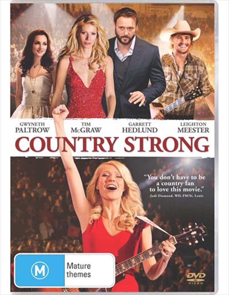 Country Strong | DVD