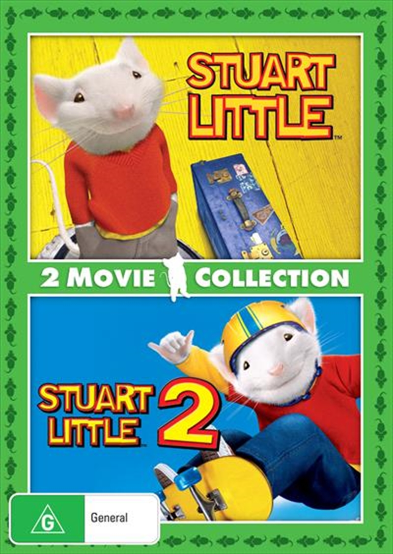 Stuart Little / Stuart Little 02 | Movie Marathon | DVD