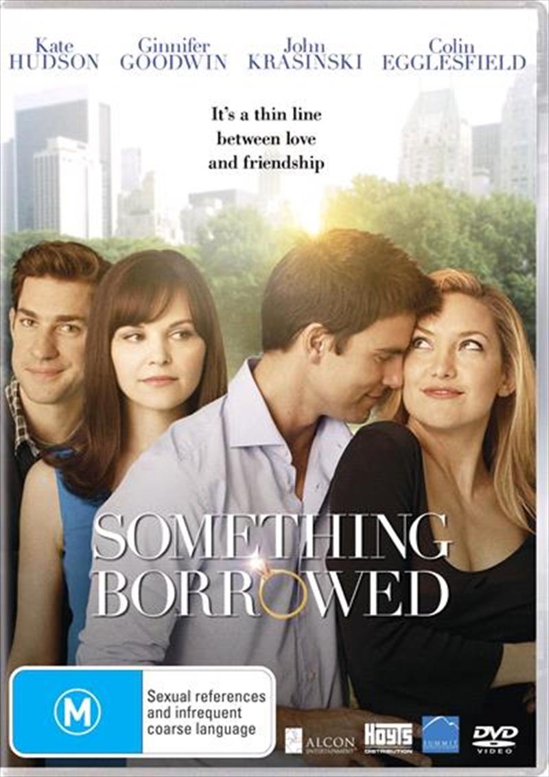 Something Borrowed | DVD