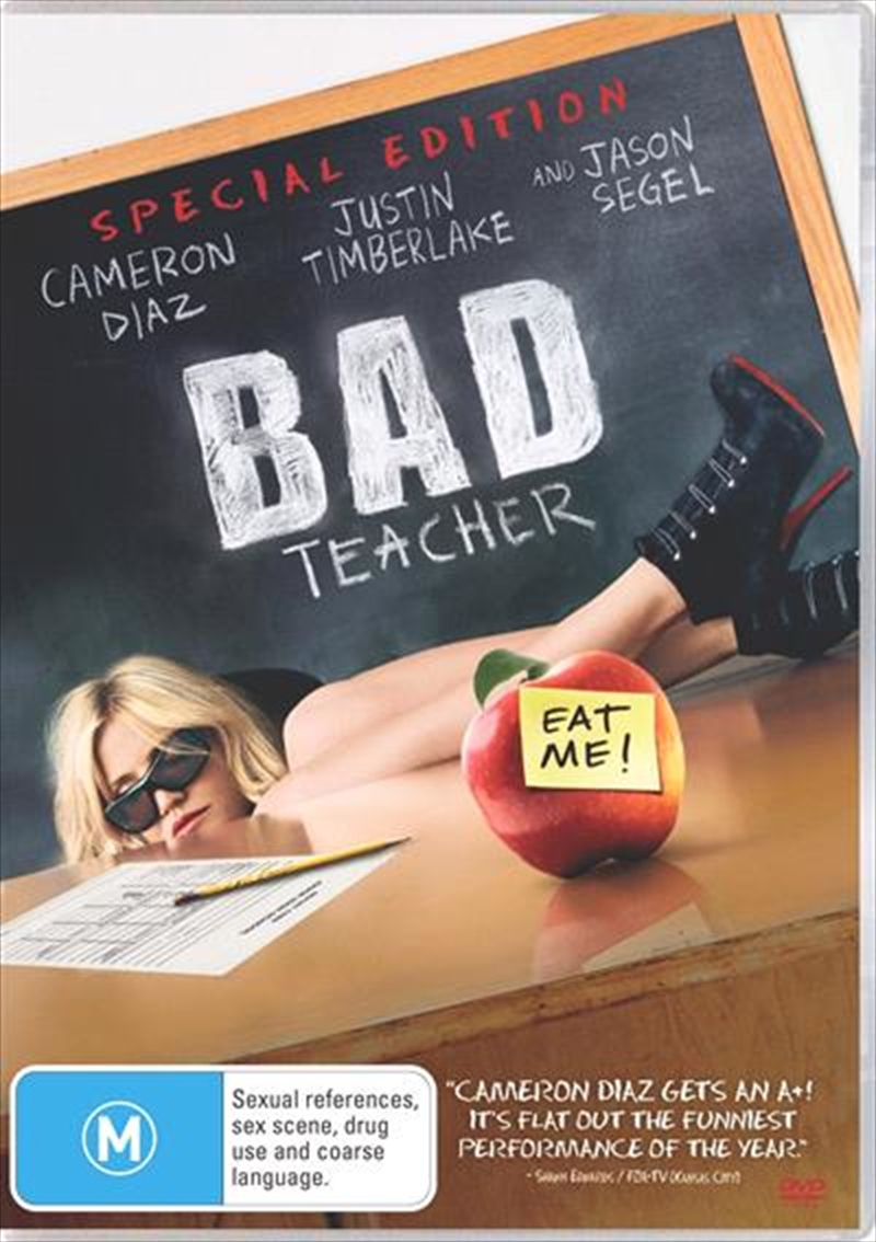 Bad Teacher | DVD