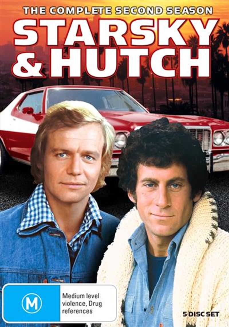 Starsky and Hutch - Season 2   DVD