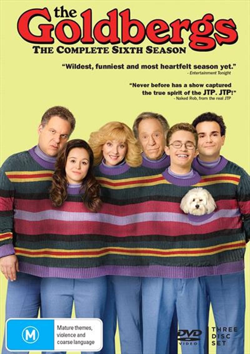 Goldbergs - Season 6, The | DVD