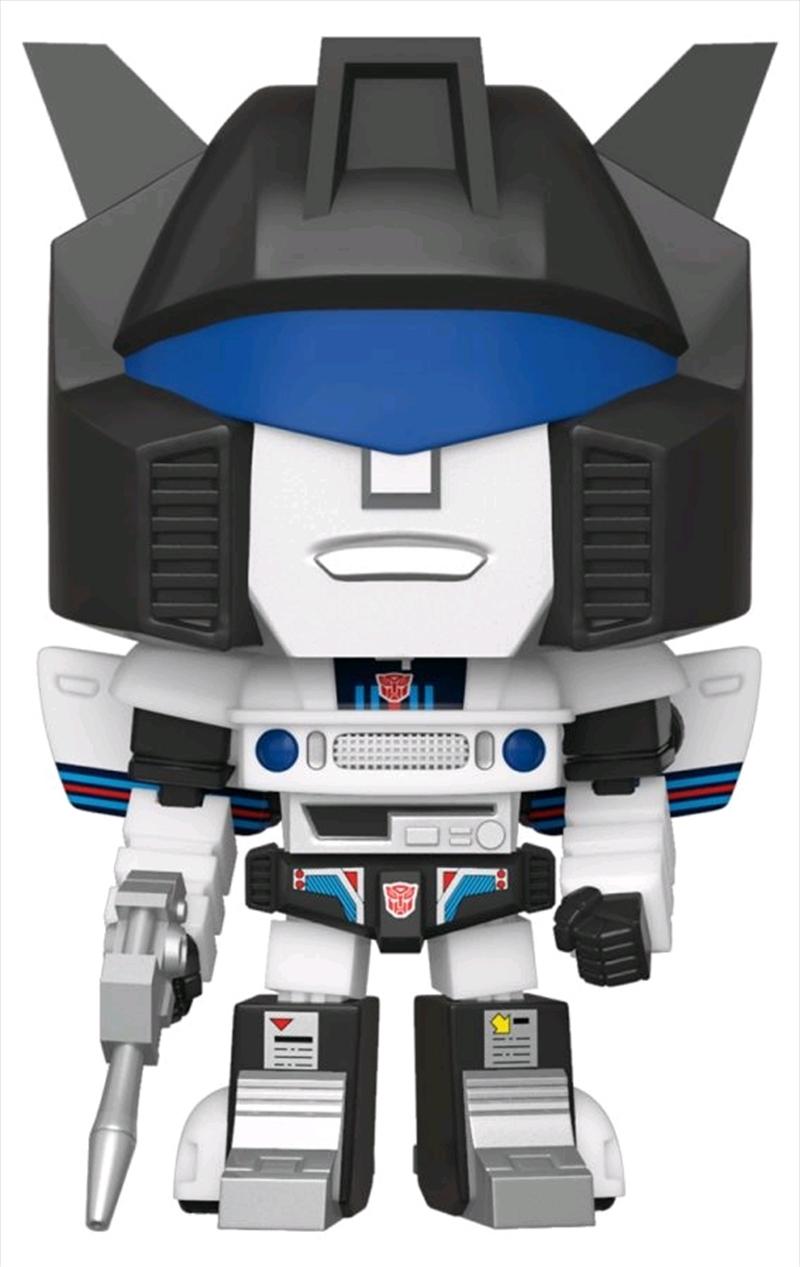 Transformers - Jazz Pop! Vinyl   Pop Vinyl
