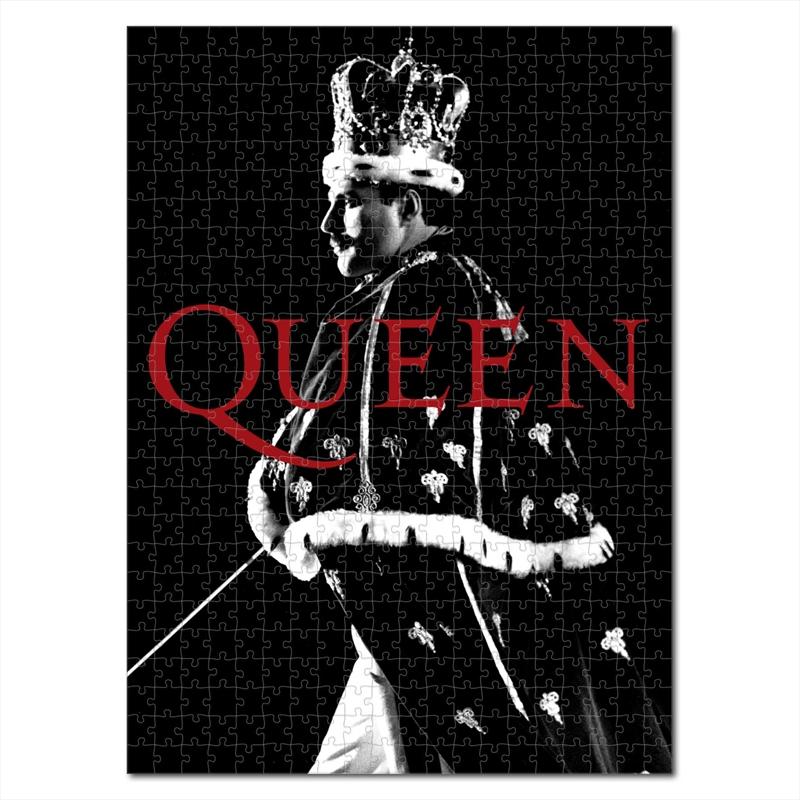 Queen - Freddie Mercury 500 Piece Puzzle | Merchandise