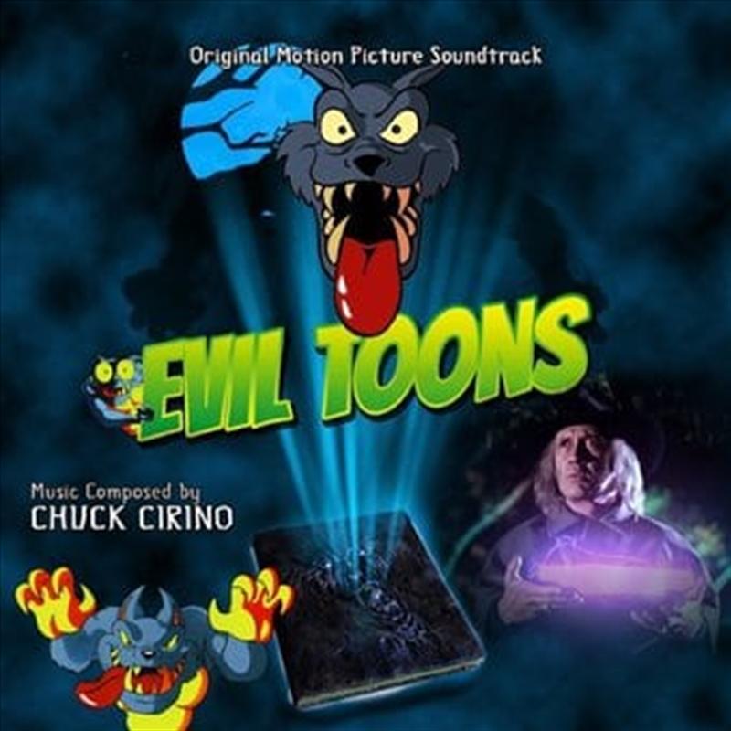 Evil Toons   CD
